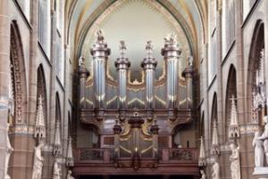 Jan van de Laar bespeelt orgel in Lambertuskerk @ Lambertuskerk | Helmond | Noord-Brabant | Nederland