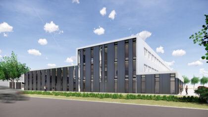 Summa College krijgt nieuw schoolgebouw op Automotive Campus