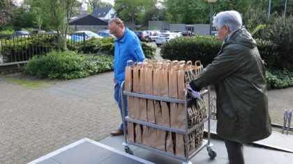 Een gratis lunchpakket voor meer dan 600 Helmondse senioren