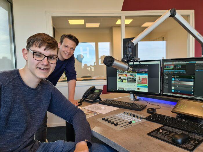 Rawazzi radio bij DitisHelmond – Radio