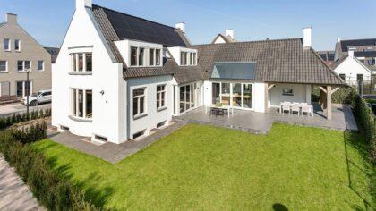 Magnifieke en luxe villa; Coolendonk 9, Helmond.