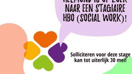 HBO stage Social Work Jongerenwerk