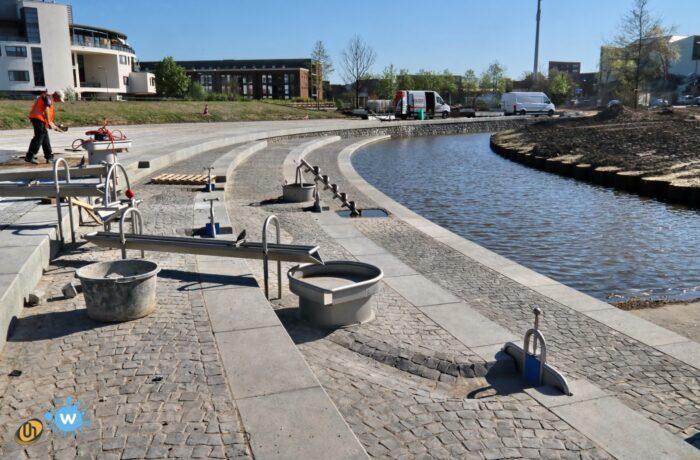 Opening Burgemeester Geukerspark; 10 juni open voor publiek