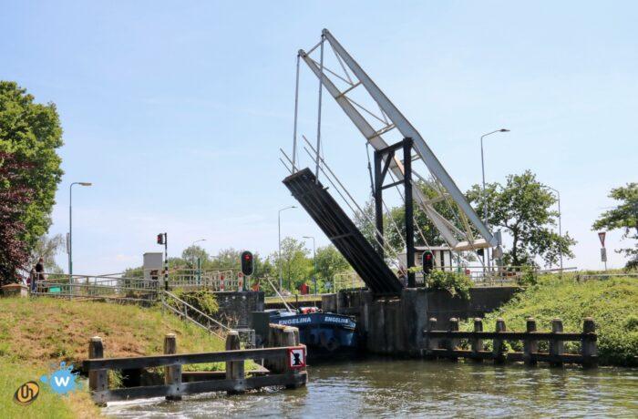 Start werkzaamheden bij sluis 8 en 9 in Helmond