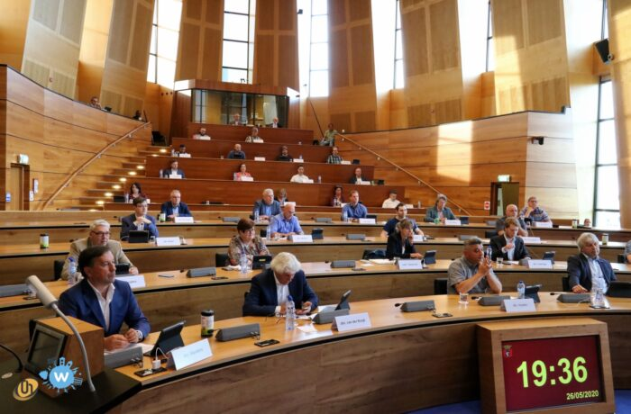Fracties eensgezind over begroting: 'Helmond is goed op weg'
