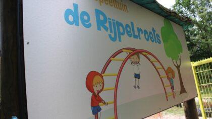 Rijpelroets geopend, kinderen kunnen weer spelen