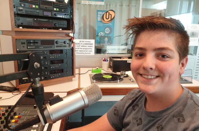 Daan's Weekend bij DitisHelmond – Radio