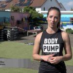 Demi van Roy Infinity Fitness