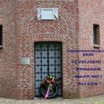Dodenherdenking 4 mei 2020 in Hortensiapark