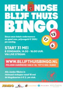 blijf thuis bingo