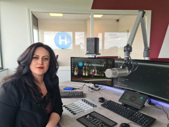 Leyla'li saatler bij DitisHelmond – Radio