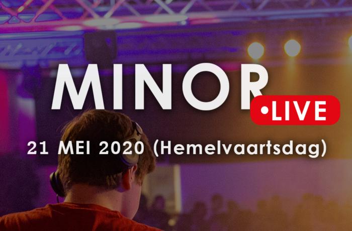 Tweede editie Minor Live