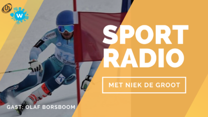 Radiopodcast: Olaf Borsboom over zijn carrière als skiër