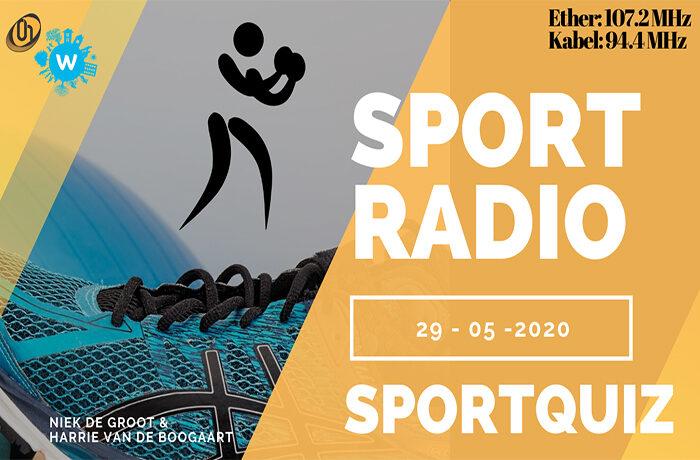 Sportradio quiz op Omroep Helmond Radio