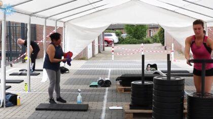 Helmondse sportscholen verplaatsen actie naar buiten
