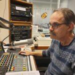 Wiljon van Melis Omroep Helmond Radio