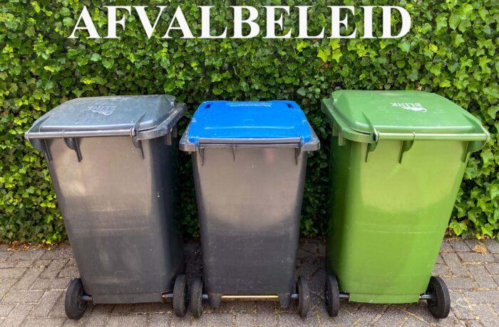 Niet goed scheiden afval in Helmond bestraft met hogere kosten