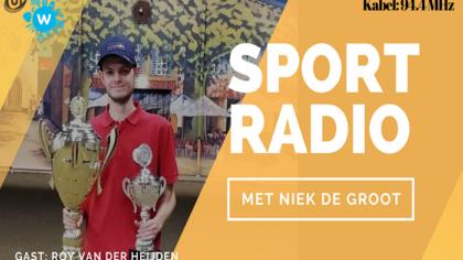 Radiopodcast: Helmonds Jeu de Boules talent Roy van der Heijden