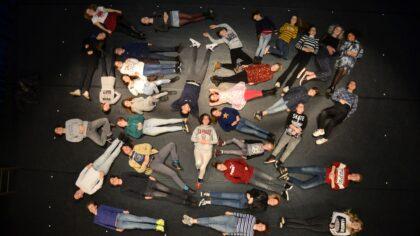 Auditie Productiegroep Jeugdtheaterschool Annatheater