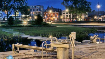 De dag na de opening van Helmonds mooie stadspark