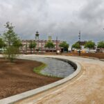 Vanwege ingelaste raadsvergadering, opening park uitgesteld