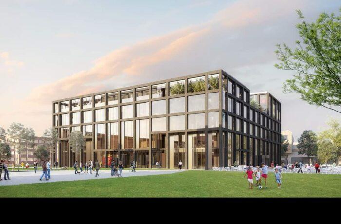 Basisontwerp voor het nieuwe Huis voor de Stad Helmond