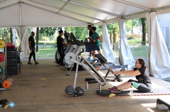 Fitnessclub Helmond weer open