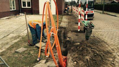 Laatste onderzoek interesse glasvezel in Helmond