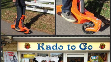 """Speeltuin de Rijpelroets organiseert, i.s.m. """"Kado to go"""":"""