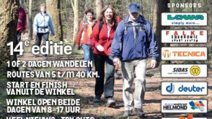 14e Editie wandeltocht