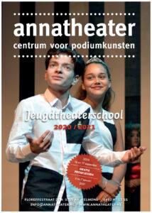 Gratis toneelles Jeugdtheaterschool @ Annatheater