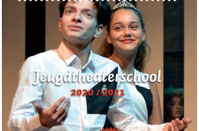 Gratis toneelles Jeugdtheaterschool
