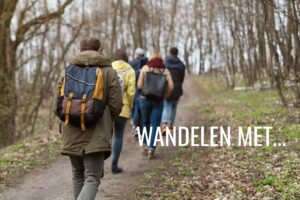 Wandelen met @ Stadswandelpark Warande