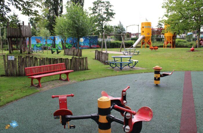 Speeltuin Helmond-West geopend