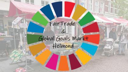 FairTrade en Global Goals Markt gaat niet door