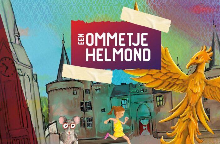 Kinderroute door centrum Helmond
