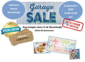 Garagesale Helmond Noord Muziekwijk @ Harmoniestraat en omliggende straten (gehele Muziekwijk) | Helmond | Noord-Brabant | Nederland