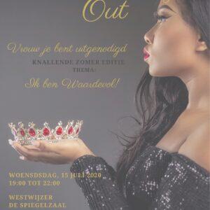 Women's Night Out @ Wijkhuis Westwijzer - Spiegelzaal | Helmond | Noord-Brabant | Nederland
