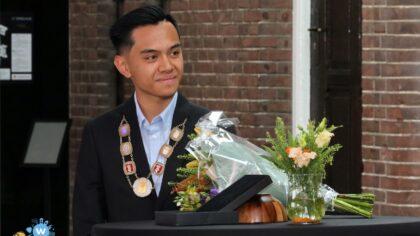 Nieuwe jeugdburgemeester na vertraging alsnog geïnstalleerd