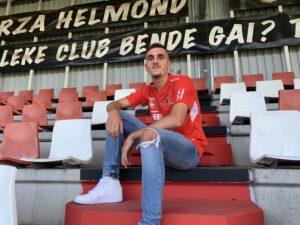 Lance Duijvestijn tekent contract bij Helmond Sport