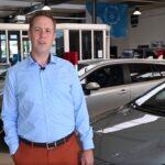 Toyota Oostendorp in Helmond vestigingsmanager Richard Harks