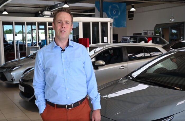 Toyota Oostendorp in Helmond nieuwe vestigingsmanager