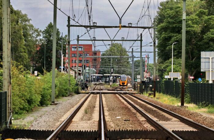 Geen treinverkeer tussen Helmond en Eindhoven