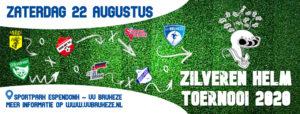 Zilveren Helm Toernooi 2020 @ v.v. Bruheze | Helmond | Noord-Brabant | Nederland