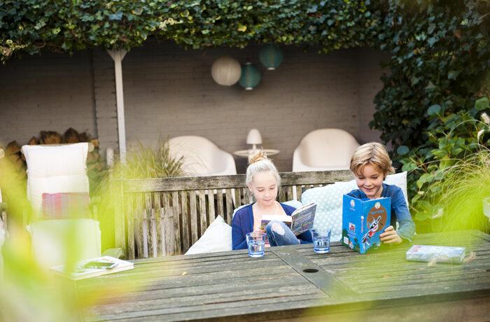 Geniet van je zomervakantie met Bibliotheek Helmond-Peel