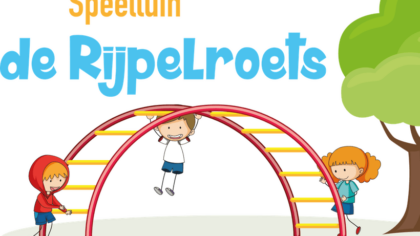 Kindermarkt in speeltuin de Rijpelroets