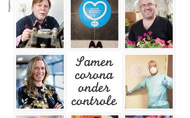 Link special verschenen: Samen corona onder controle