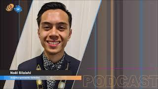 Radiopodcast: Jeugdburgemeester Noël Silalahi bij Omroep Helmond