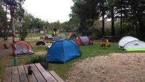 Kamperen in de Roets @ Speeltuin de Rijpelroets | Helmond | Noord-Brabant | Nederland