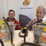 Ron en Andy 700ste uitzending Omroep Helmond